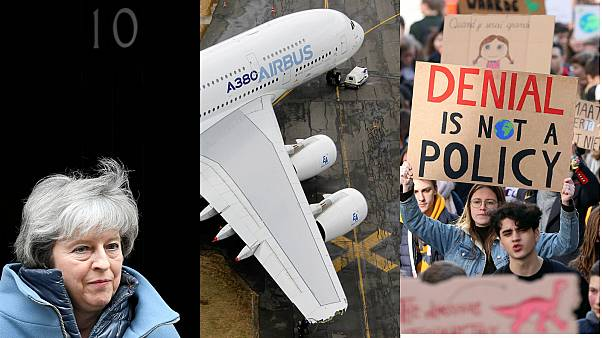 A380 scrapped and Holocaust denial conviction upheld: Europe briefing