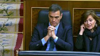 Schwierige Zeiten für Pedro Sánchez