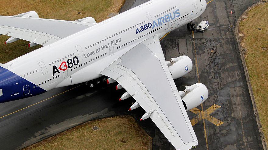 A380 am Ende: Airbus stellt Bau des Riesenfliegers ein