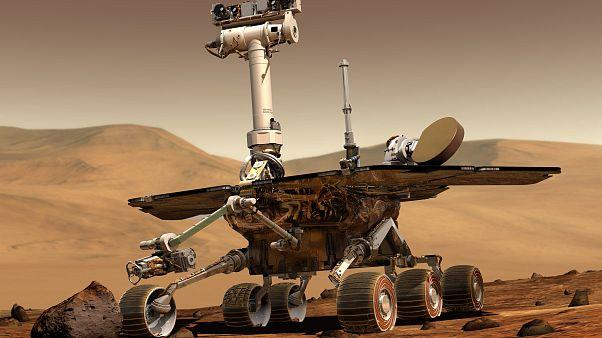 Τέλος εποχής για το Opportunity στον Άρη