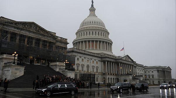 الكونغرس الأمريكي  ينتهي من كتابة مشروع قانون بشأن أمن الحدود مع المكسيك