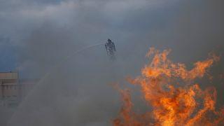 Güney Kore'de mühimmat fabrikasında patlama: 3 ölü