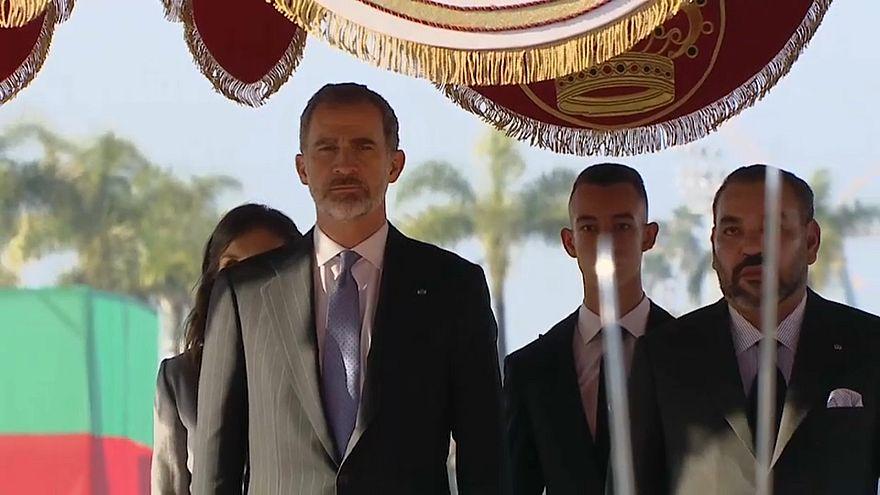 Felipe VI y Mohamed VI consolidan el real acercamiento entre España y Marruecos