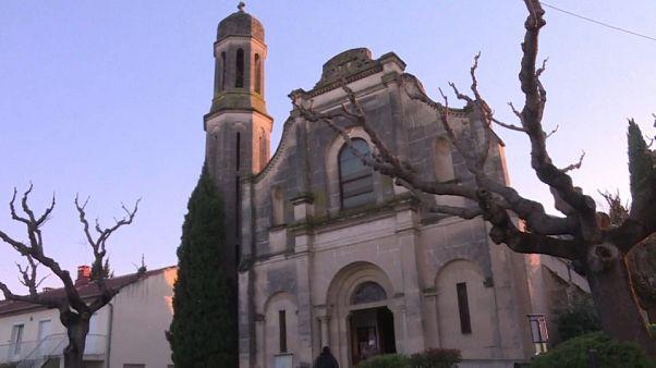 1036 actes antichrétiens en France en 2018