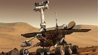 Adiós al Opportunity, el gran explorador de Marte