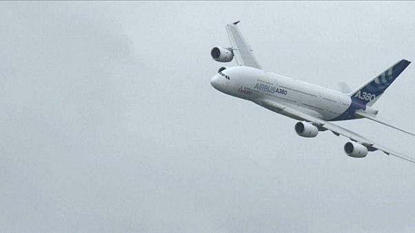 Airbus corta las alas al A380