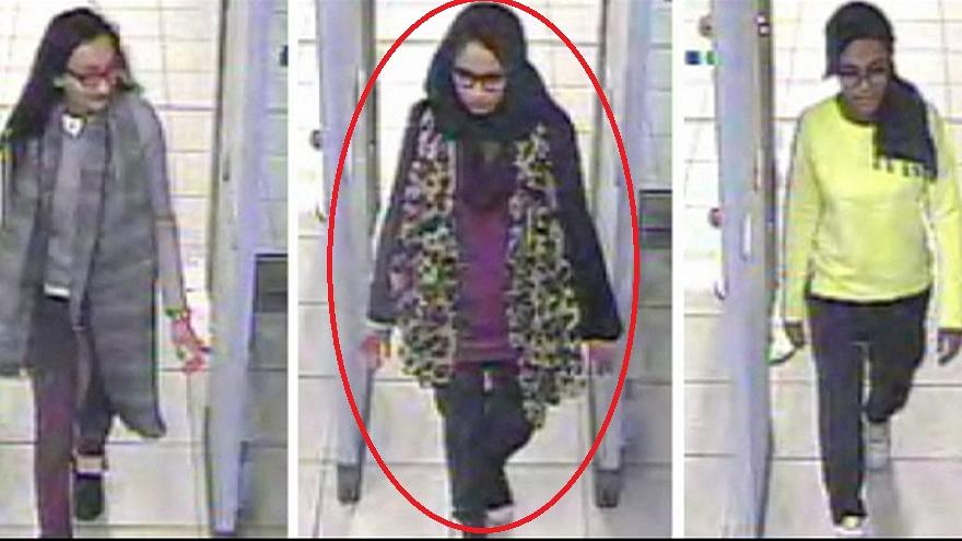 'I don't regret coming here', says British schoolgirl who ran away to join ISIS