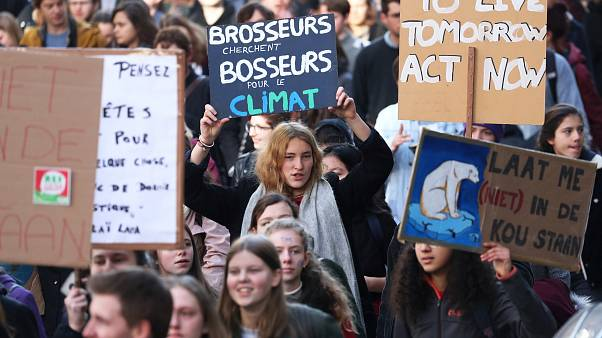"""""""Queremos ação sobre o clima porque a situação é urgente"""""""