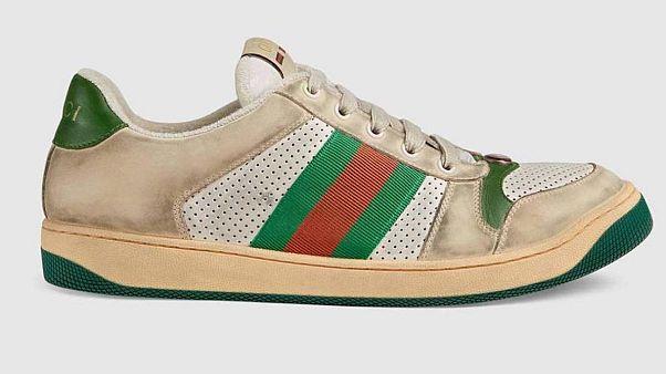 آخر صيحات أحذية غوتشي الشهيرة