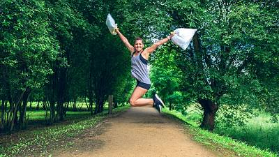 Plogging is the newest form of eco sport