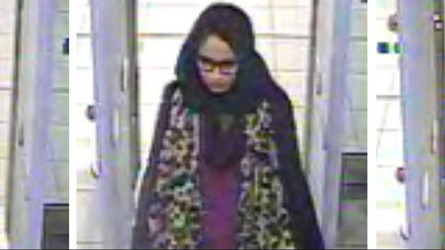 دختر بریتانیایی پیوسته به داعش