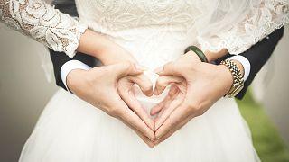 Wer heiratet wo in Europa am liebsten? Die wichtigsten Zahlen zum Valentinstag