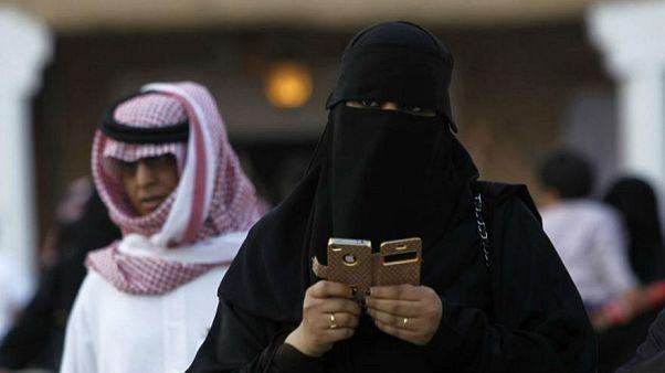 Suudi kadın