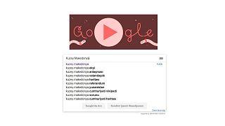 Google aramalarına göre Makedonya'nın yeni ismi Türkiye'de ne kadar biliniyor?