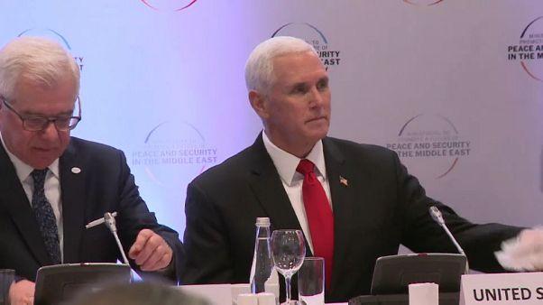 ABD Başkanı Yardımcısı Pence, AB'ye 'İran ile yapılan nükleer anlaşmadan çekilin' çağrısı yaptı