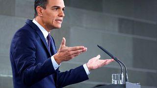 Spagna, 8 mesi di governo Sánchez sintetizzati in 8 punti