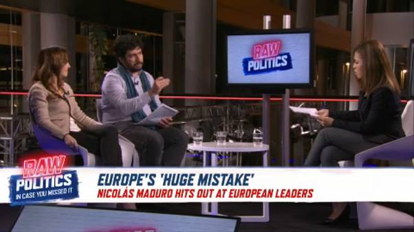 Raw Politics: A look back at this week's best bits