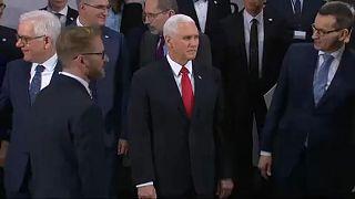 Mike Pence: Európa is lépjen ki az iráni atomalkuból