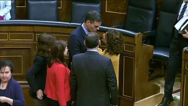 Válságülést tart Sánchez kabinetje