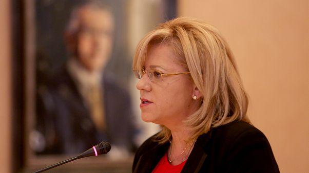 Στην Αθήνα η Επίτροπος Κορίνα Κρετσού