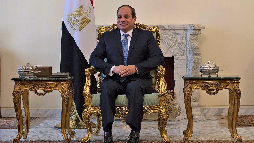 Mısır Cumhurbaşkanı Abdülfettah el Sisi