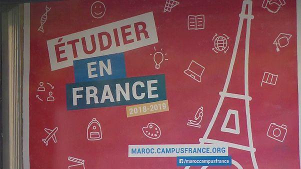 Учеба во Франции: неевропейцы заплатят в 10 раз больше