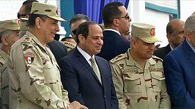 Egyiptom: 2034-ig maradhat az elnök