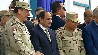"""Abdel Fattah al Sisi verso l' """"eternità"""" al potere"""