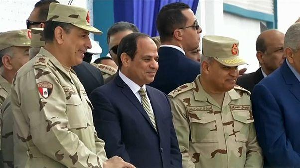 Una reforma que permitiría a Abdelfatah al Sisi prolongar su mandato presidencial