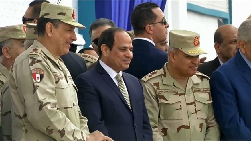 Egypte : Al-Sissi vers la présidence à vie