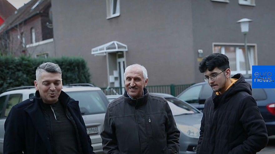 The Akyuz family