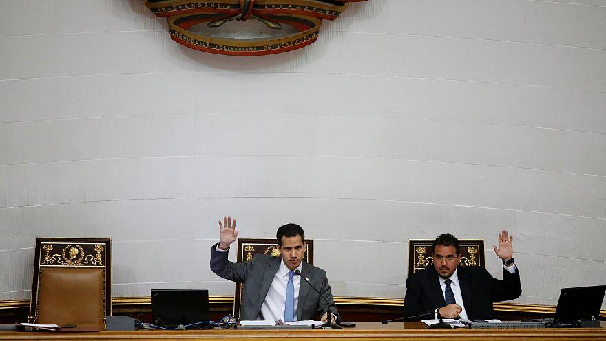Juan Guaidó se lanza a por el control de Petróleos de Venezuela