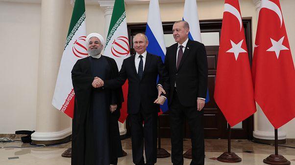 Putin defende retirada dos EUA da Síria