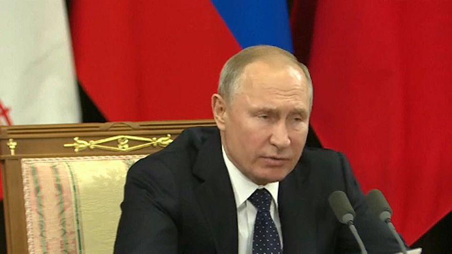 Putyin, Erdogan és Rohani Szocsiban tárgyalt Szíriáról