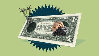 Dólar ou euro? A moeda única europeia explicada às crianças