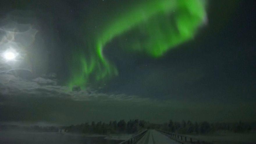 Varázslatos északi fények