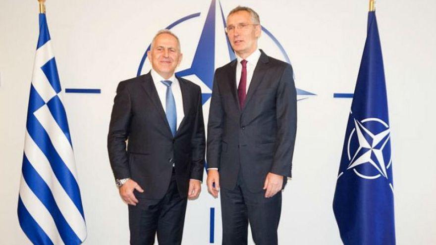 Αποστολάκης: Στόχος να διατηρήσουμε την ειρήνη στην περιοχή
