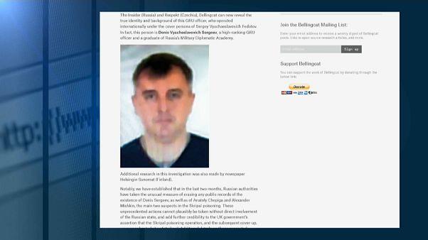 Un troisième suspect identifié dans l'affaire Skripal