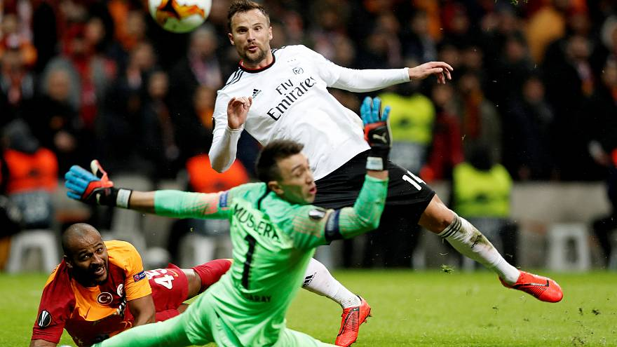 Yeni transferler skora etki etti Galatasaray tur şansını zora soktu: 1-2