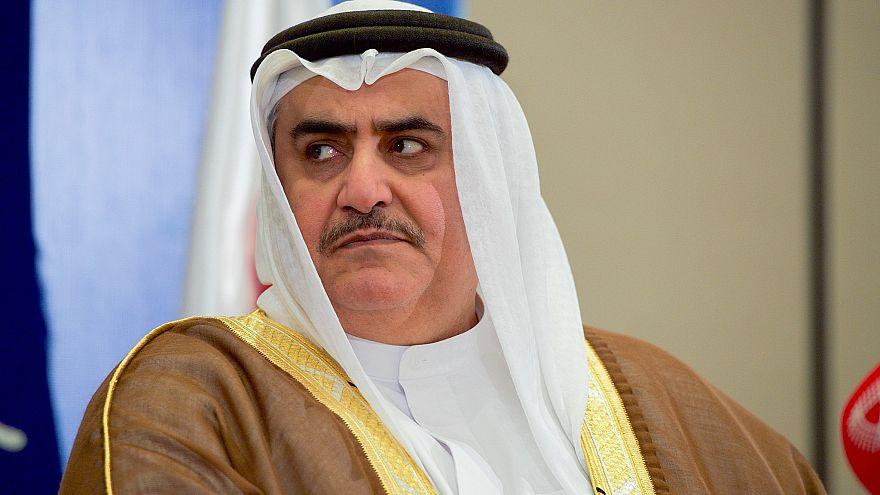 Bahreyn Dışişleri Bakanı: İran tehdidi Filistin davasından daha önemli