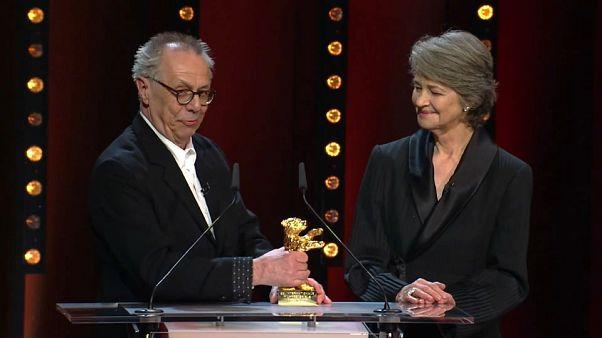 Berlinale homenageia Charlotte Rampling com Urso de Ouro de carreira