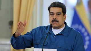 مادورو؛ کمک یکصد میلیون دلاری جامعه بین الملل بخشی از یک کودتاست