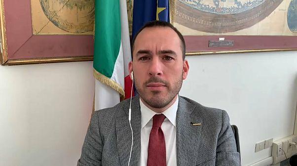 Italian 5 Star MP Manlio di Stefano