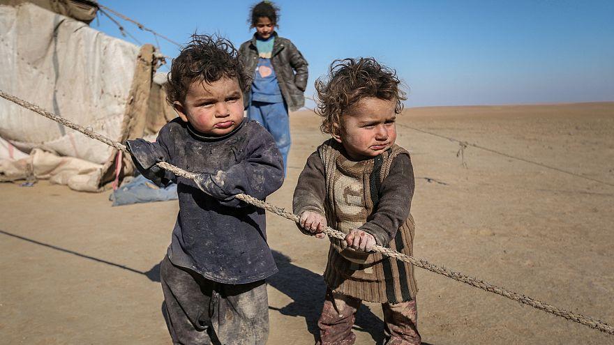Rapor: Savaşta kurşun sıkanlardan çok çocuklar hayatını kaybediyor