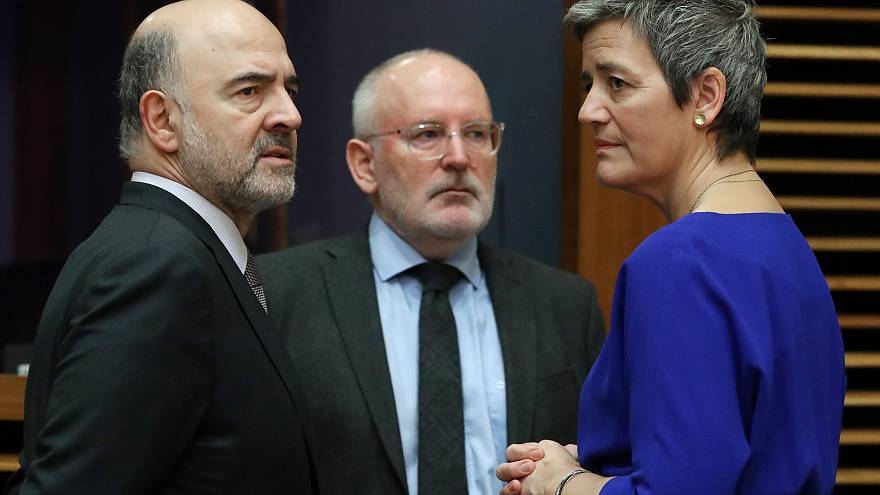 Европейские социалисты против Орбана