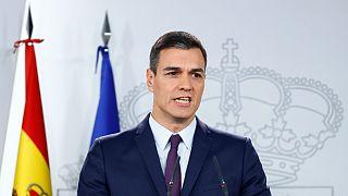 نخست وزیر اسپانیا: انتخابات زودهنگام در روز ۲۸ آوریل برگزار میشود