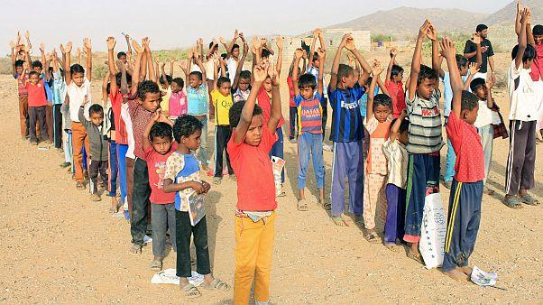 کودکان نخستین قربانیان جنگ؛۱۷۰ هزار کودک زیر ۵ سال هر سال کشته می شوند