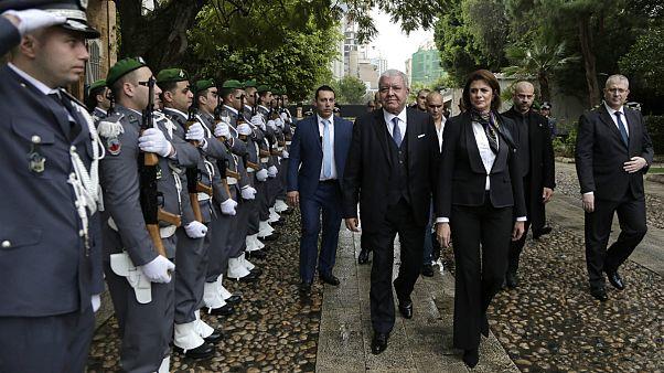 انتصاب اولین وزیر کشور زن در لبنان؛ ریا حسن بر مبارزه با آزار زنان تاکید کرد