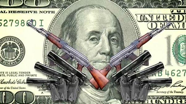 دانستنیها؛ تجارت سالانه سلاح چند میلیارد دلار است؟