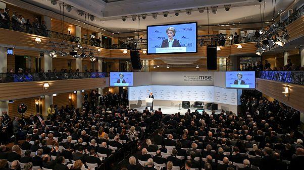 آغاز کنفرانس امنیتی مونیخ در سایه اختلاف نظر اروپا و آمریکا بر سر ایران